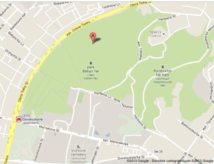 Park Babyn Yar, Shevchenkivs'kyi district, Kiev, Kiev city, Kyiv city, Ukraine - Google Maps