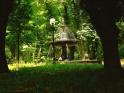 Fountain in Mariïns'kyy Park, Kyiv, Ukraine