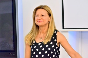 Jasmina Kulaglich en concert, juillet 2015, Paris