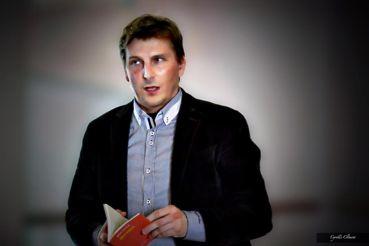 Martin Solotruk, fer de lance de la nouvelle poésie slovaque